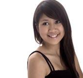 Teenage Girl. Smiling Stock Photos