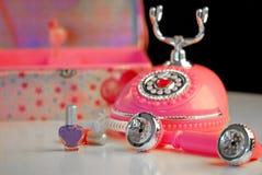 Teenage Girl Accessories Royalty Free Stock Photo