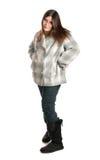 Teenage Girl With Attitude Royalty Free Stock Image