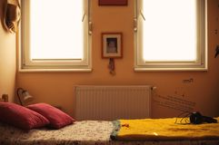Teenage Girl Bedroom Royalty Free Stock Image