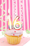 Teenage girl birthday Stock Photography