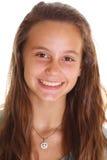 Teenage girl closeup Royalty Free Stock Photo