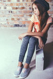 Teenage girl Royalty Free Stock Images