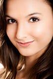 Teenage girl portrait Royalty Free Stock Image
