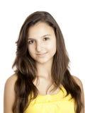 Teenage girl portrait Stock Image