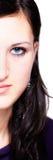 Teenage girl portrait Stock Photo