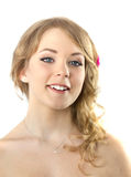 Teenage Girl Portrait / Beautiful Young Royalty Free Stock Images