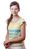 Teenage girl portrait Royalty Free Stock Photo