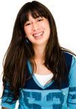 Teenage girl posing Royalty Free Stock Photo