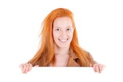 Teenage girl posing Stock Photo