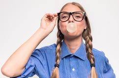 Teenage girl Stock Photos