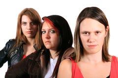 Teenage girls Stock Image
