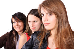 Teenage girls Royalty Free Stock Image
