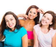 Teenage girls Stock Images