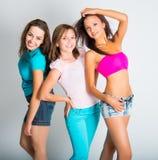 Teenage girls Royalty Free Stock Images