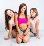 Teenage girls Royalty Free Stock Image