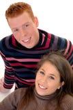 Teenage lovers Stock Image