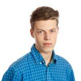 Teenage male Royalty Free Stock Image