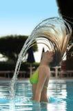 Teenage Model Stock Photography