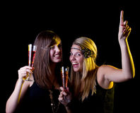Teenage party Royalty Free Stock Photo