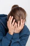 Teenage problems Stock Photos