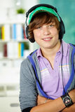 Teenage pupil Royalty Free Stock Photography