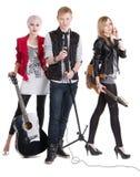 Teenage Rock Band Stock Images