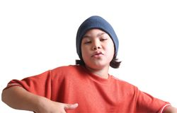 Teenage (series) Royalty Free Stock Image