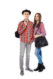 Teenage students Royalty Free Stock Photography