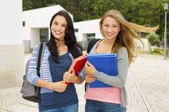 Teenage students Royalty Free Stock Photography