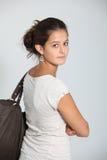 Teenaged girl Stock Photo