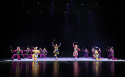 """ teenager†Пекина Opera""""Yue мирных исход-детей Стоковые Изображения"""