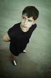 Teenager. Teen in bad mood Royalty Free Stock Photos