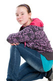 Teenager Royalty Free Stock Photo