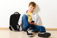 Teenager Stock Photography
