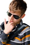 Teenager Royalty Free Stock Photos