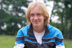 Teenager Stock Image