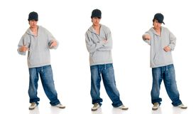 Teenager boy Stock Images