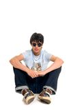Teenager Boy Royalty Free Stock Photography