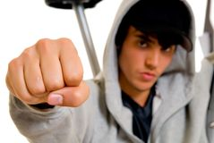 Teenager boy Stock Photography