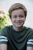 Teenager boy Royalty Free Stock Images