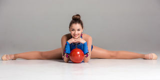 Apologise, Girl gymnastics teen above told