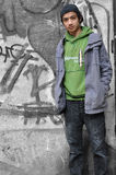 Teenager e decadimento Fotografia Stock