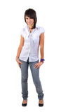 Teenager Girl. Stock Images
