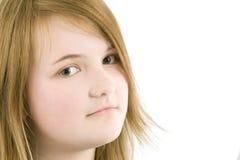 Teenager girl Royalty Free Stock Photos