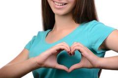 Teenager girl Stock Photos
