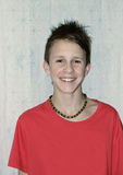 teenager happy stock photo