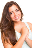 Teenager in love Royalty Free Stock Photo