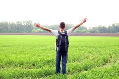 Teenager outdoor Stock Images