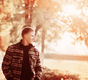 Teenager outdoor Royalty Free Stock Images